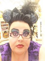 Halloween Make Up for MNSSHP