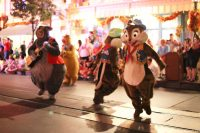 Boo To You Parade - Chip 'n' Dale