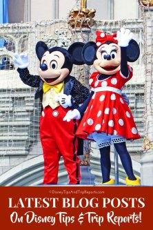 Latest Posts on Disney Tips