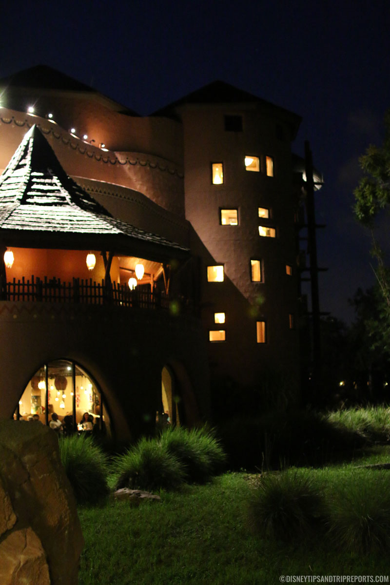 Animal Kingdom Lodge Kidani Village