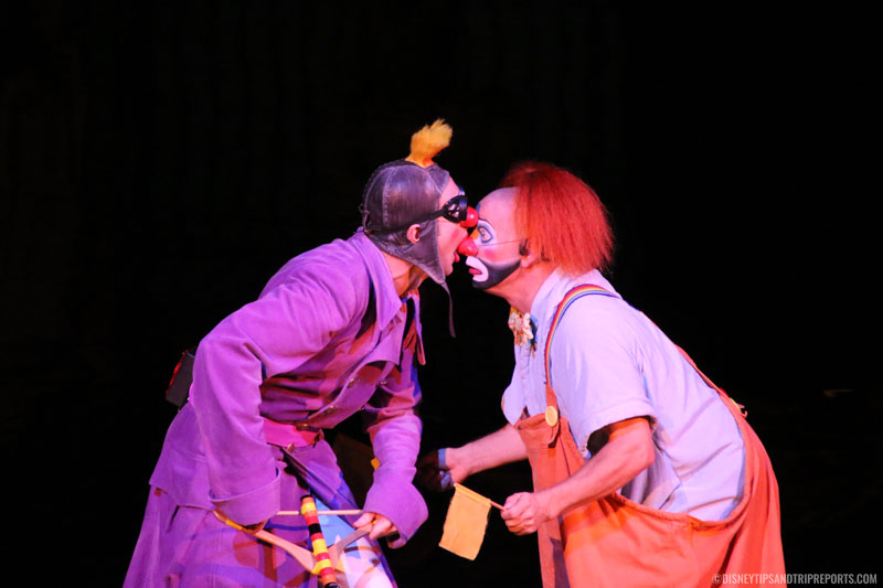 The Clowns - Cirque Du Soleil - La Nouba