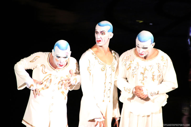 The Nuts - Cirque Du Soleil - La Nouba