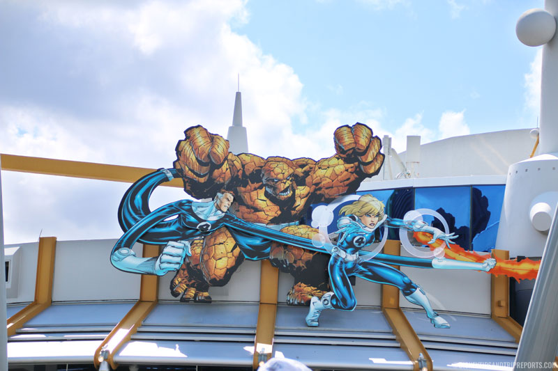 Islands of Adventure - Marvel Super Hero Island