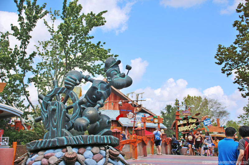 Islands of Adventure - Toon Lagoon