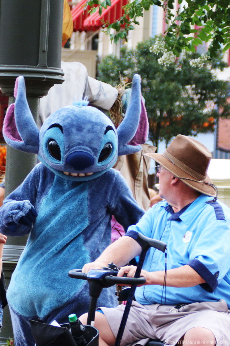 Magic Kingdom - Stitch