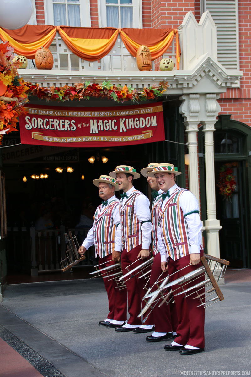 Magic Kingdom - The Dapper Dans