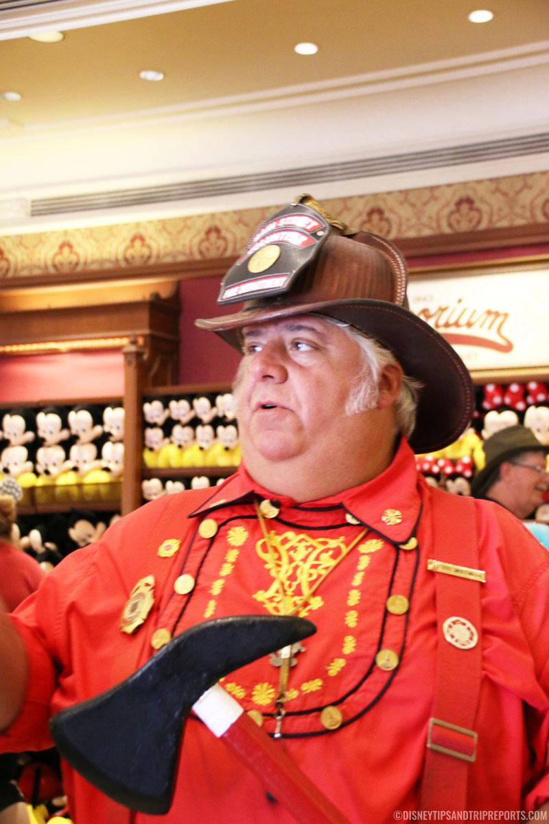 Magic Kingdom - Fire Chief