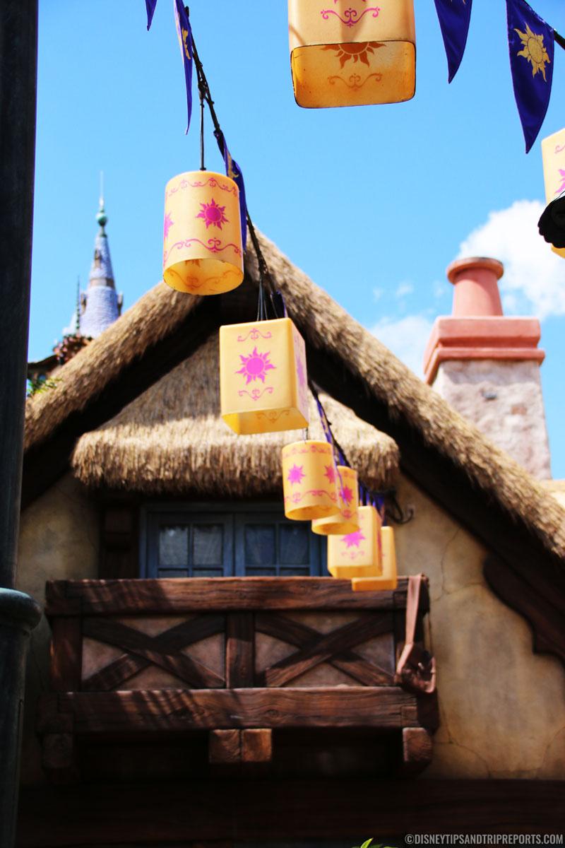 Magic Kingdom - Rapunzel's Lanterns