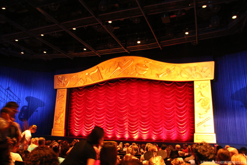 Magic Kingdom - Mickey's PhilharMagic