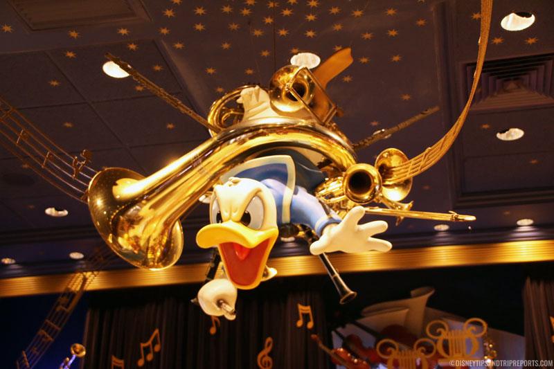 Magic Kingdom Magic Kingdom - Mickey's PhilharMagic - Donald Duck