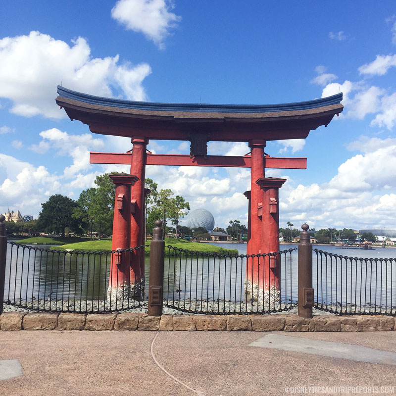 Torii Gate at Epcot