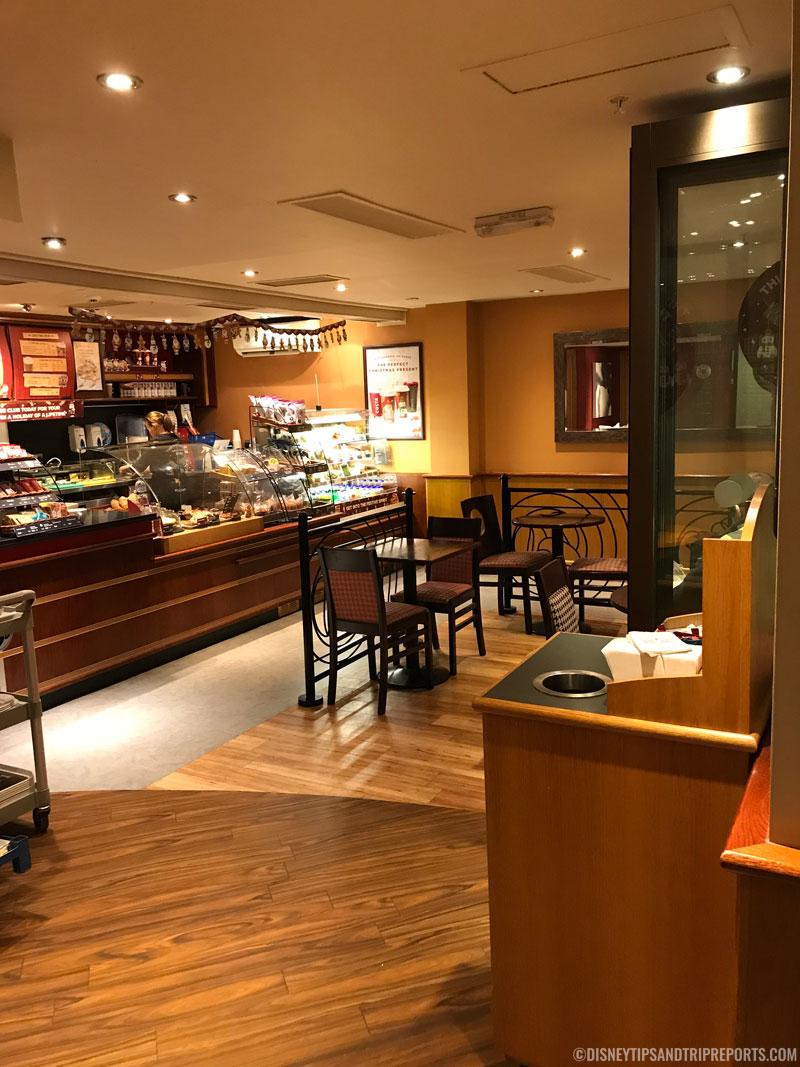 Hilton London Gatwick Airport Hotel - Costa Coffee