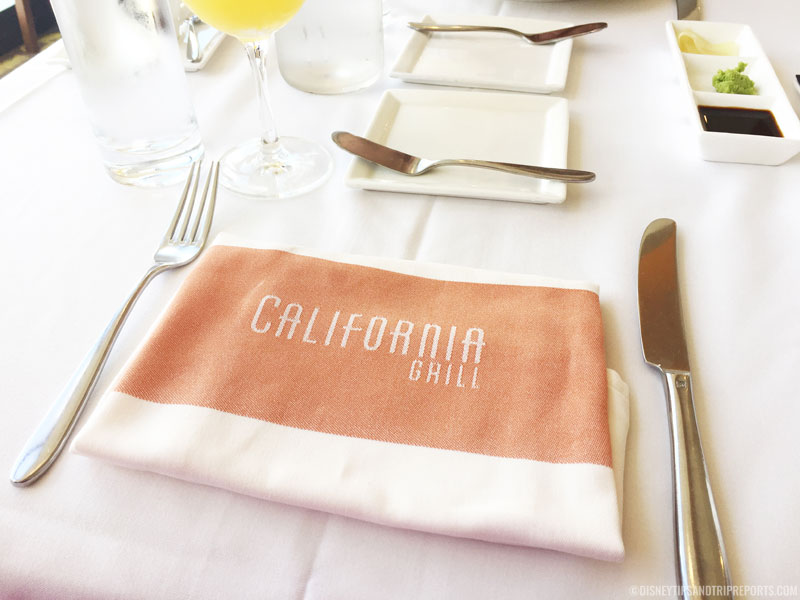 Sunday Brunch at California Grill