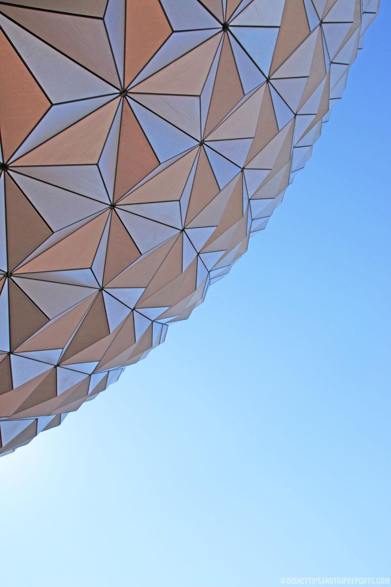 Epcot - Spaceship Earth