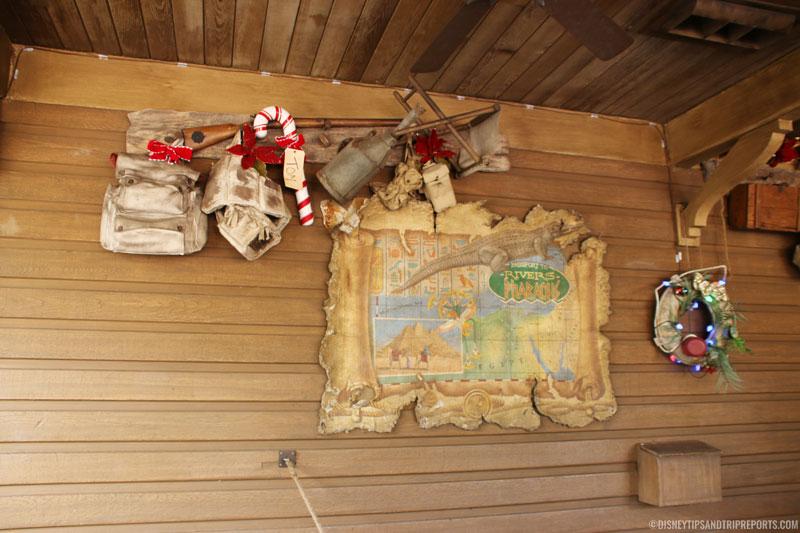 Jingle Cruise Magic Kingdom