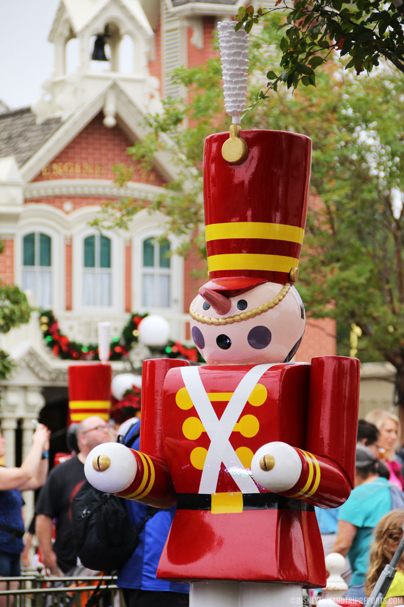 Toy Solider at Magic Kingdom