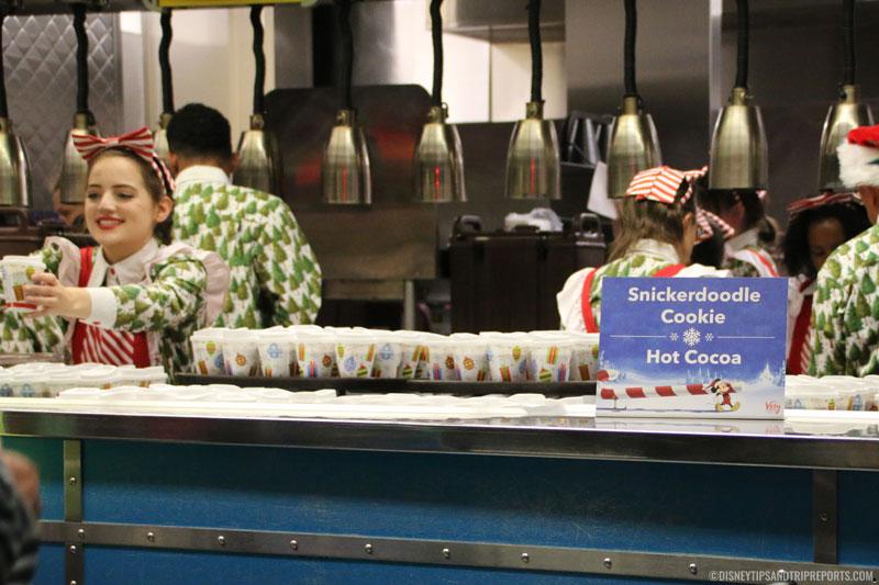 Christmas Cookies at Magic Kingdom