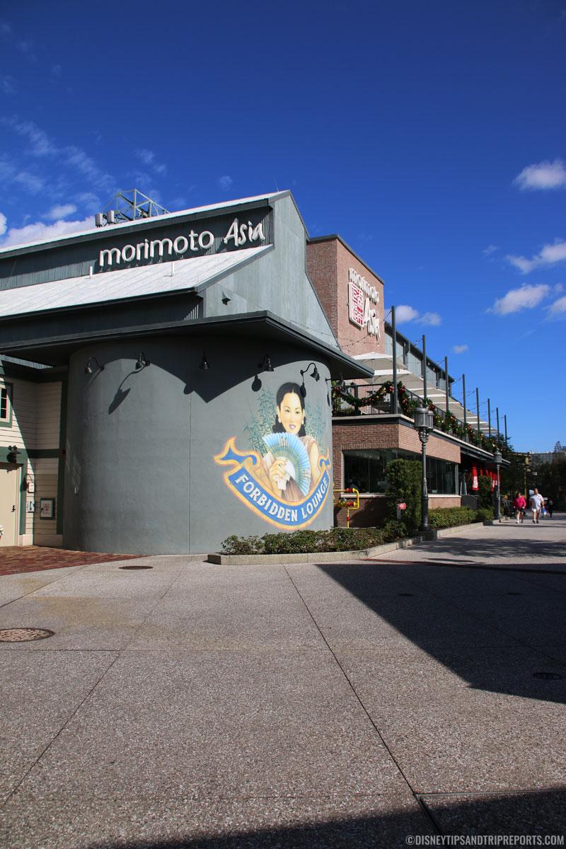 Disney Springs - Morimoto Asia