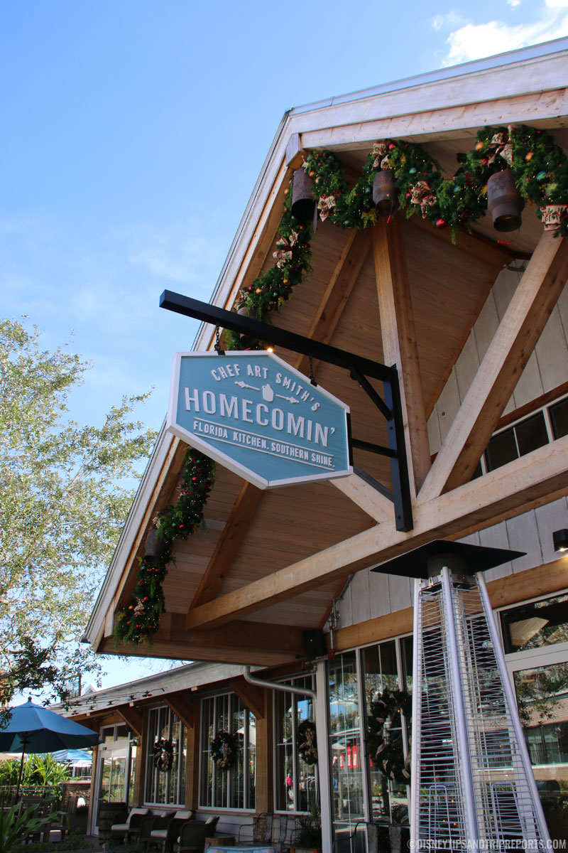 Disney Springs - Chef Art's Homecomin'