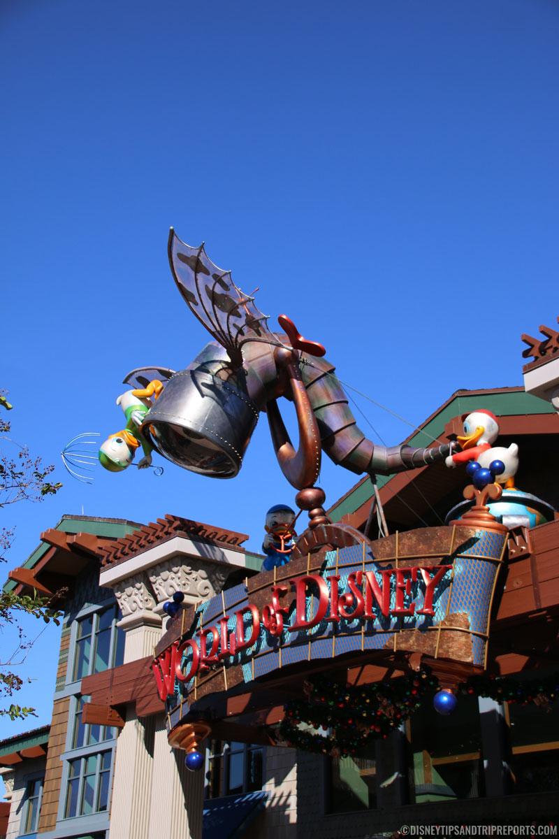 Disney Springs - World of Disney