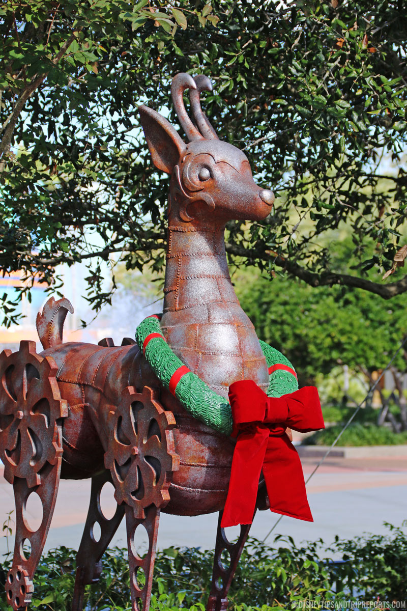 Disney Springs - Steampunk Reindeer