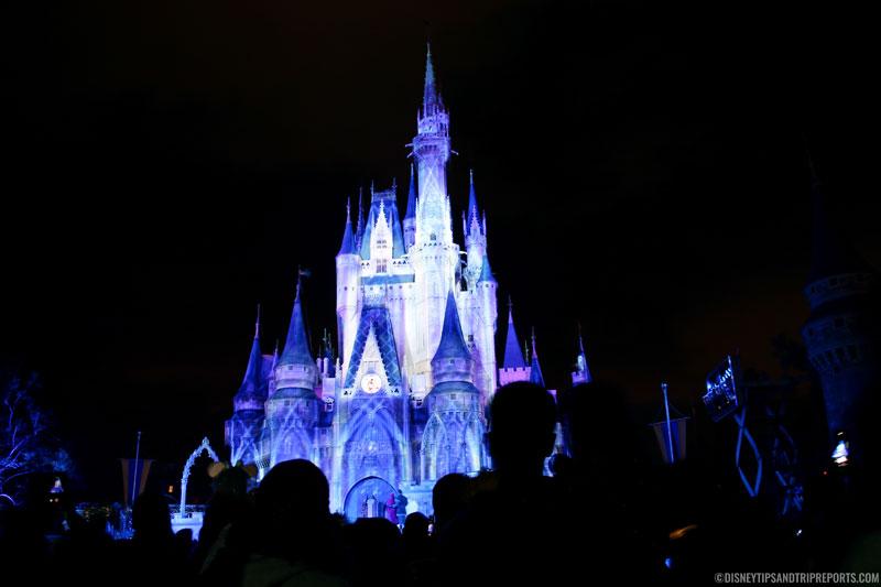 Cinderella Castle - Mickey's Very Merry Christmas Party, Magic Kingdom