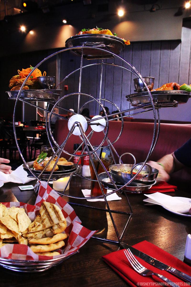 High Roller Platter - Planet Hollywood Disney Springs