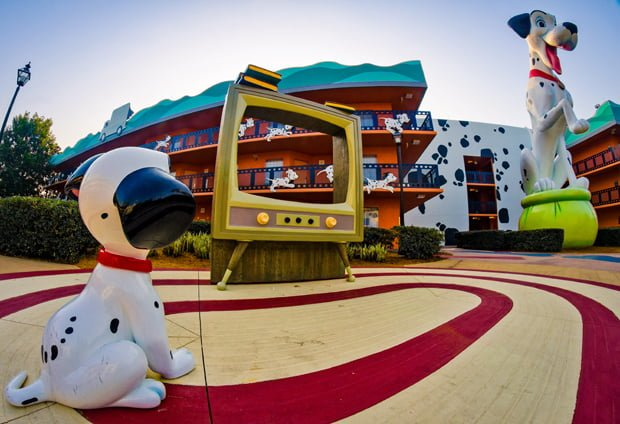 Disney S All Star Movies Resort Review Disney Tourist Blog