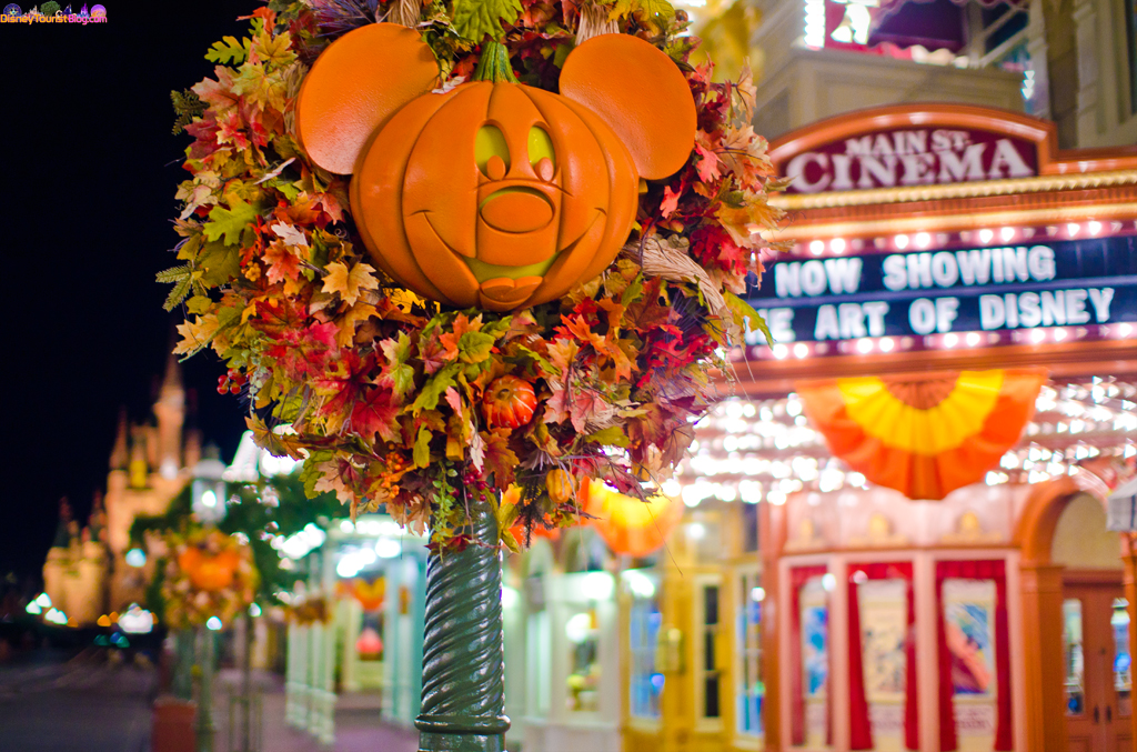 To Answer A Common Question: Yes, You Will See Halloween Decorations If You  Visit Walt Disney World In September. Any Day In September (this Year ...