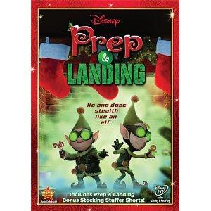 Prep Landing Dvd Review Disney Tourist Blog