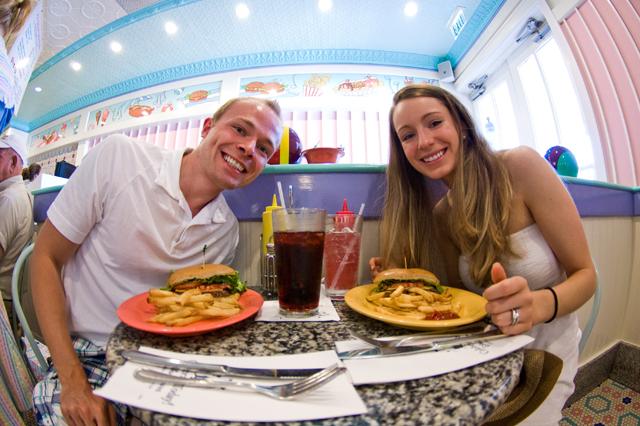 Romantic Disney World Restaurants - Beaches & Cream