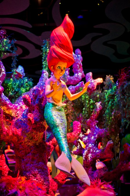 The Little Mermaid ~ Ariel's Undersea Adventure Photos Disney