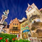 Germany in Epcot's World Showcase
