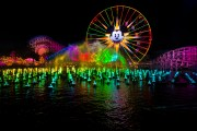 World of Color Ending