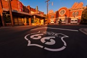 Cars Land - Route 66