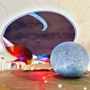 Mission: Space at Night