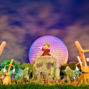 Fantasia Topiaries - Flower and Garden Festival 2012