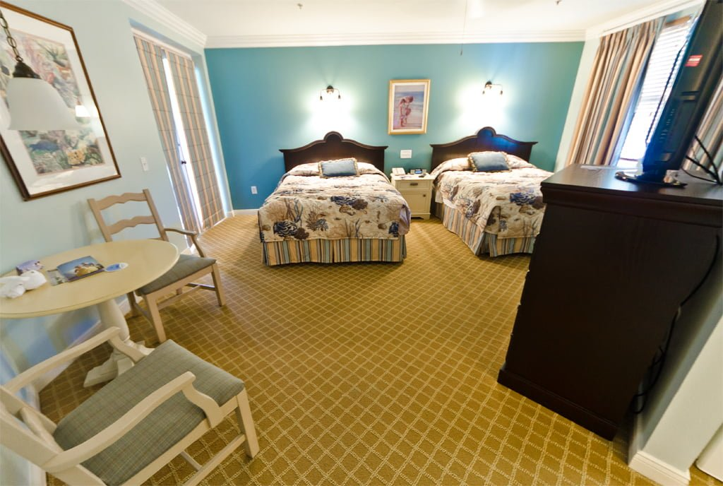 Disney Old Key West New Rooms