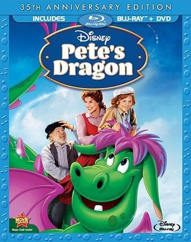 a1a920a9e45f9 Pete's Dragon Blu-ray Review - Disney Tourist Blog