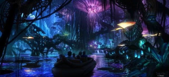 avatar-land-boat-ride