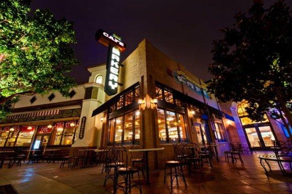 Disney California Adventure Starbucks