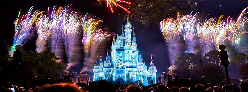 these festive walt disney world christmas facebook covers
