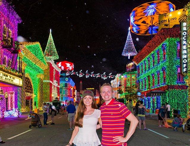 Christmas 2012 Disney World Trip Report Day 2 - Disney Tourist Blog