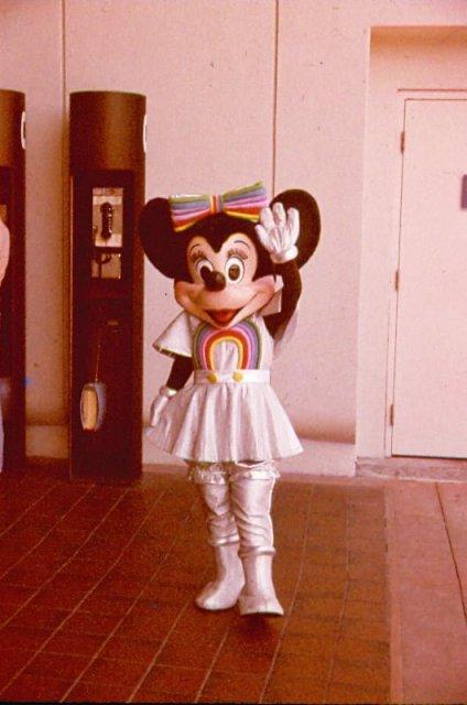 Minnie in Future World 10-85 - Patricia Brown
