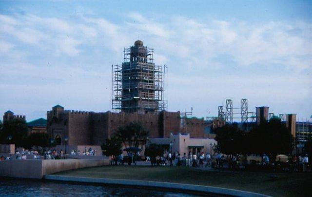 Morocco under Construction - Patricia Brown