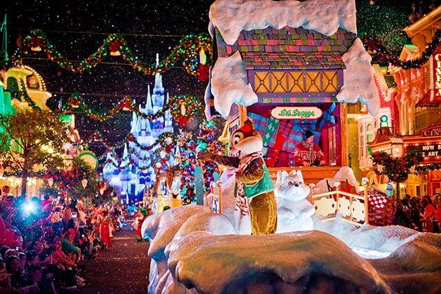 Christmas 2012 Disney World Trip Report Day 1 Disney