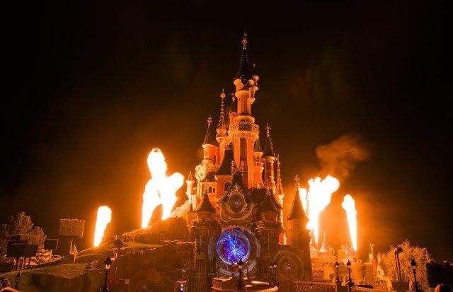 Disney Dreams Fire