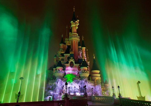 Disney Dreams Fountains
