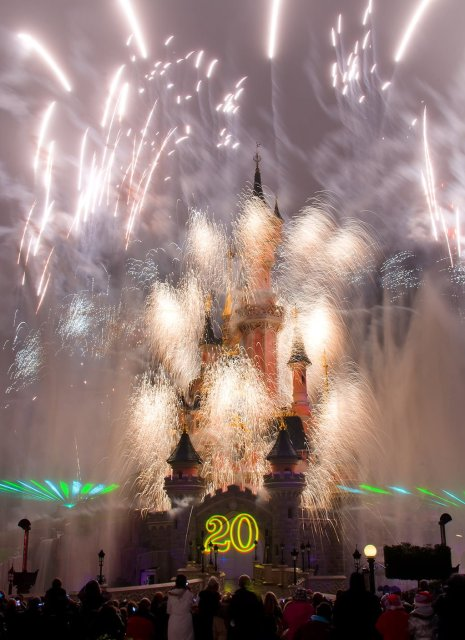 20th Castle Firestorm