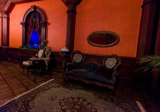 Phantom Manor Photo Tour  Review  Disney Tourist Blog